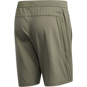 adidas Aeroready 3 Stripes Shorts Herrer, grøn